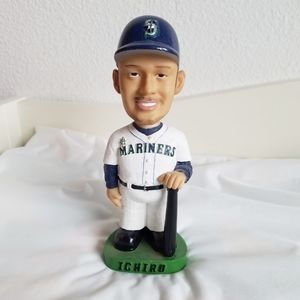 Seattle Mariners Ichiro #51 bobble head 2001